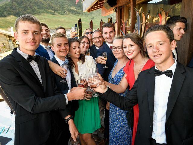 Le mariage de Adrien et Céline à La Clusaz, Haute-Savoie 37