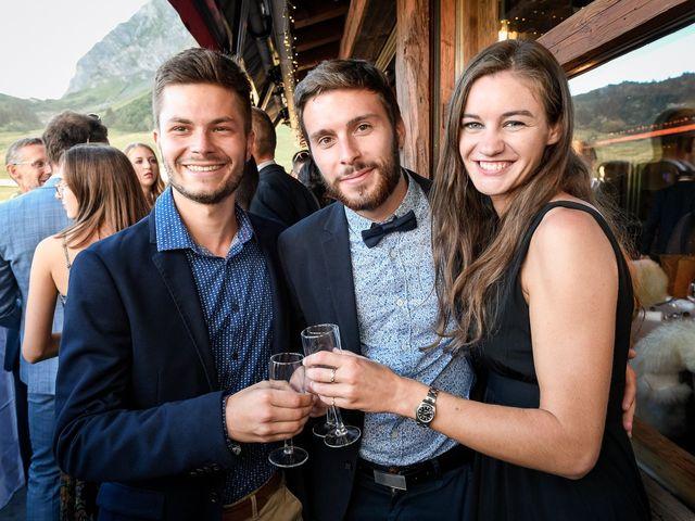 Le mariage de Adrien et Céline à La Clusaz, Haute-Savoie 38