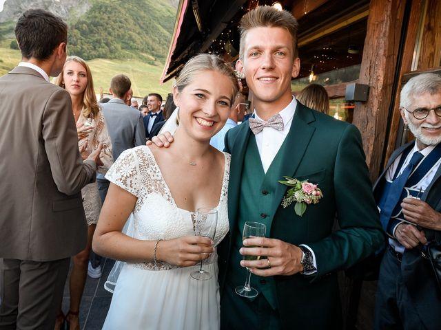 Le mariage de Adrien et Céline à La Clusaz, Haute-Savoie 40