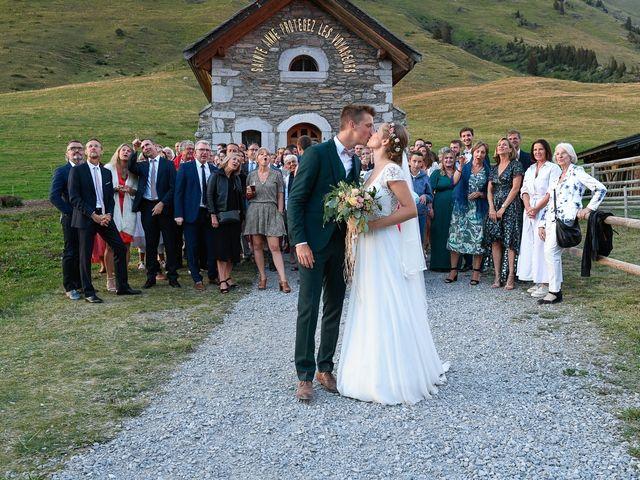 Le mariage de Adrien et Céline à La Clusaz, Haute-Savoie 42