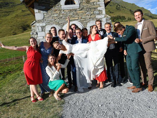 Le mariage de Adrien et Céline à La Clusaz, Haute-Savoie 43