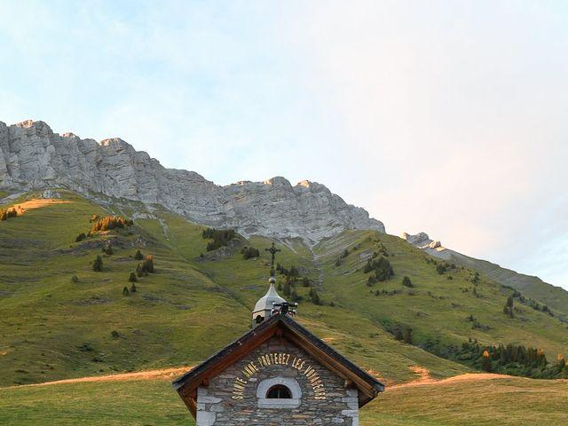 Le mariage de Adrien et Céline à La Clusaz, Haute-Savoie 44