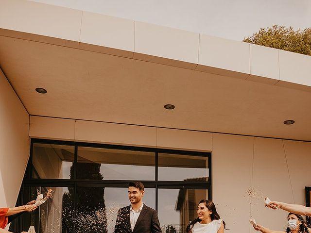 Le mariage de Yoann et Sabrina à Castelnau-le-Lez, Hérault 12