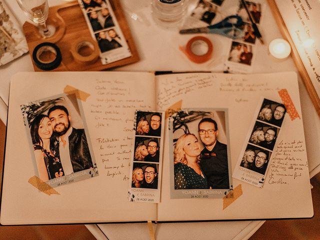 Le mariage de Yoann et Sabrina à Castelnau-le-Lez, Hérault 86