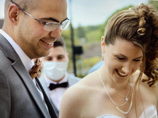 Le mariage de Megane  et Germain