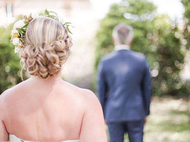 Le mariage de William et Virginie à Cruzy, Hérault 23