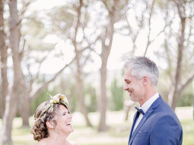 Le mariage de William et Virginie à Cruzy, Hérault 26