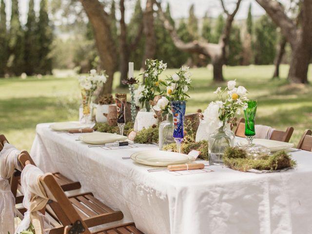 Le mariage de William et Virginie à Cruzy, Hérault 29
