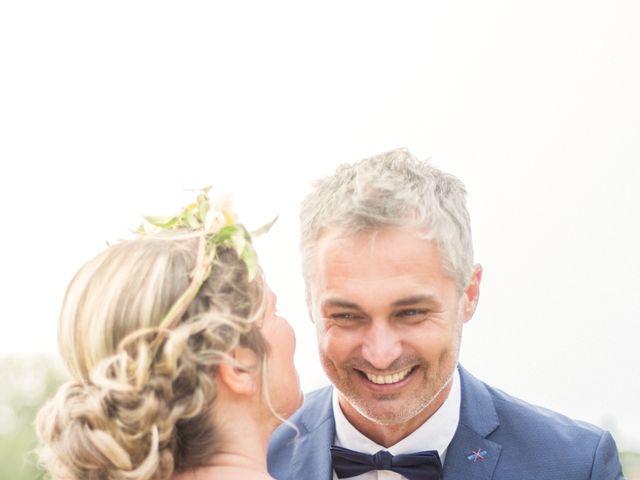 Le mariage de William et Virginie à Cruzy, Hérault 54