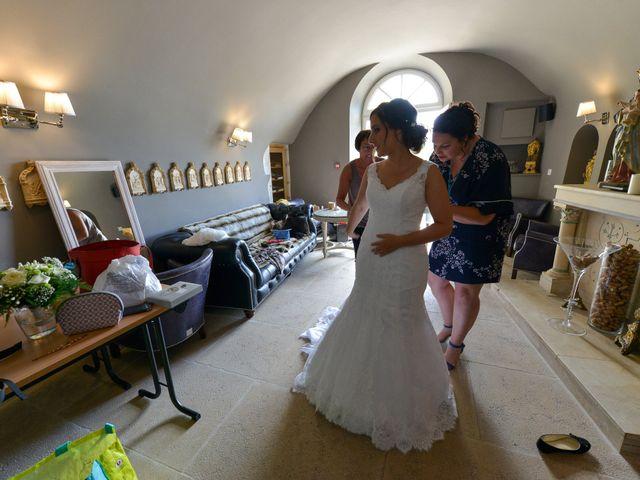 Le mariage de Thibaut et Aurélia à La Bégude-de-Mazenc, Drôme 1