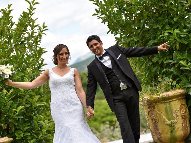 Le mariage de Aurélia et Thibaut