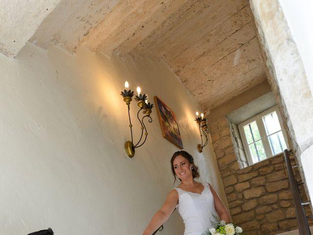 Le mariage de Thibaut et Aurélia à La Bégude-de-Mazenc, Drôme 9