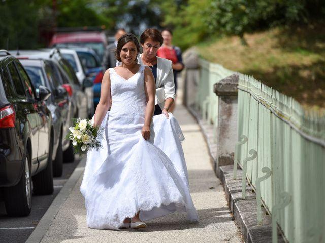 Le mariage de Thibaut et Aurélia à La Bégude-de-Mazenc, Drôme 10
