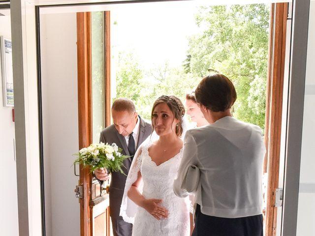 Le mariage de Thibaut et Aurélia à La Bégude-de-Mazenc, Drôme 11