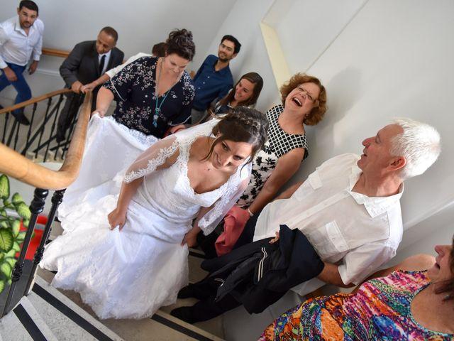 Le mariage de Thibaut et Aurélia à La Bégude-de-Mazenc, Drôme 12