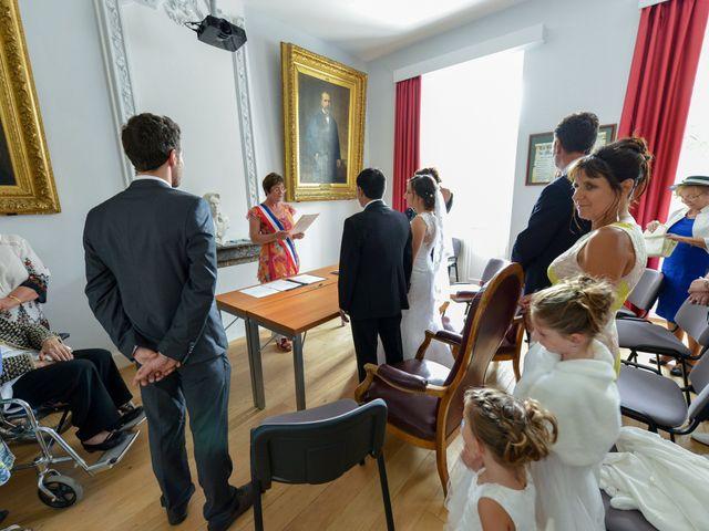 Le mariage de Thibaut et Aurélia à La Bégude-de-Mazenc, Drôme 13