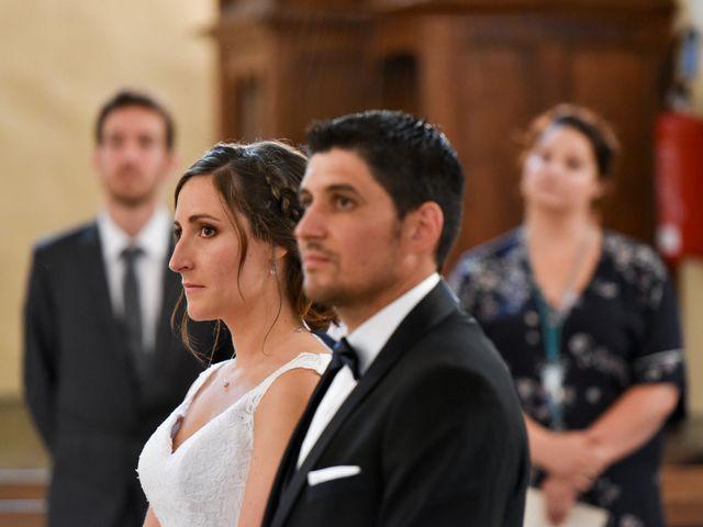 Le mariage de Thibaut et Aurélia à La Bégude-de-Mazenc, Drôme 15