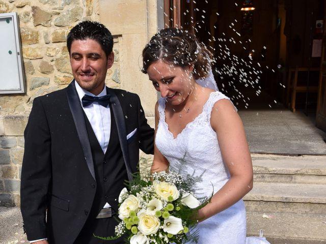 Le mariage de Thibaut et Aurélia à La Bégude-de-Mazenc, Drôme 19