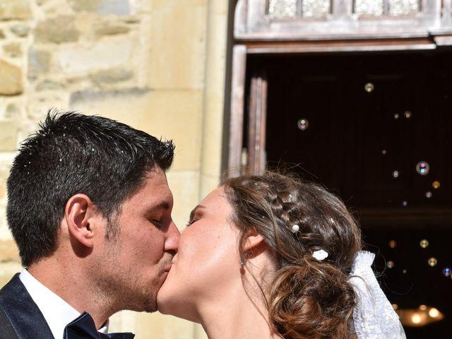 Le mariage de Thibaut et Aurélia à La Bégude-de-Mazenc, Drôme 20