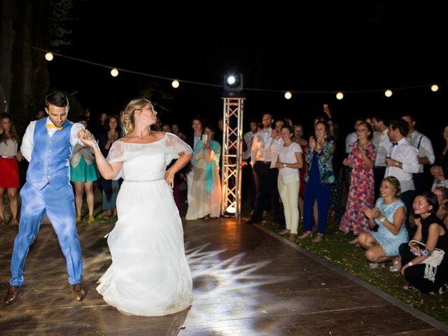 Le mariage de Yoann et Aude