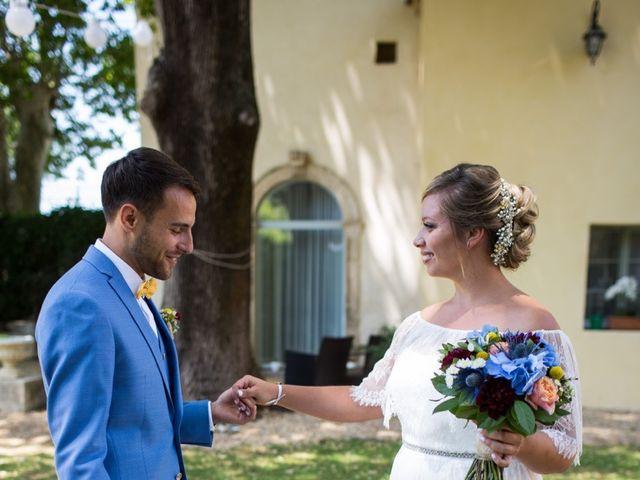 Le mariage de Aude et Yoann à Saint-Pargoire, Hérault 3