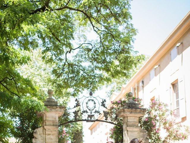 Le mariage de Aude et Yoann à Saint-Pargoire, Hérault 4
