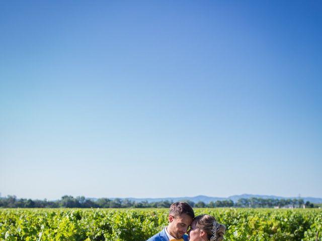 Le mariage de Aude et Yoann à Saint-Pargoire, Hérault 5