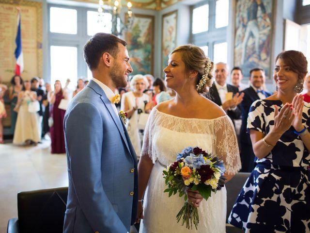 Le mariage de Aude et Yoann à Saint-Pargoire, Hérault 2
