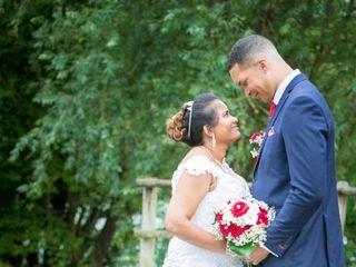 Le mariage de Olivia  et  Gaëtan  2