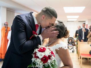 Le mariage de Olivia  et  Gaëtan