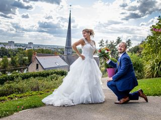 Le mariage de Sabrina et Mathieu