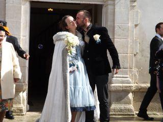 Le mariage de Anne-Sylvie et Cyril