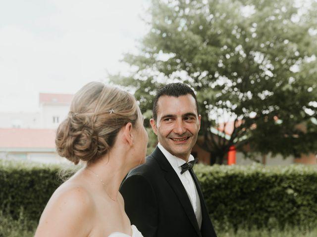 Le mariage de Yoann et Audrey à Simandres, Rhône 8