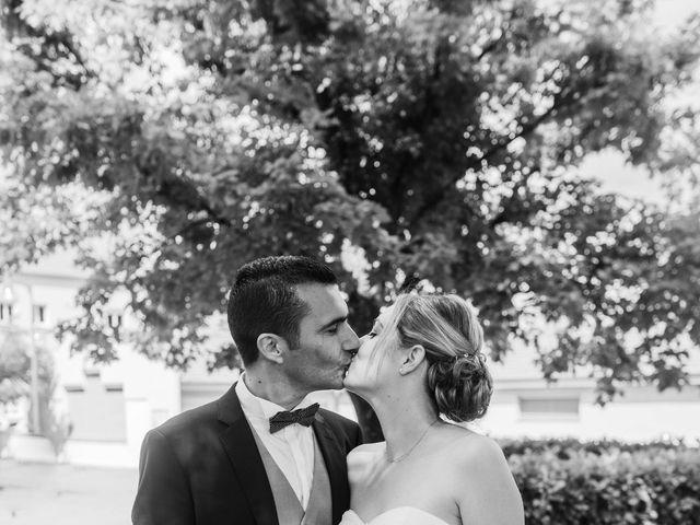 Le mariage de Yoann et Audrey à Simandres, Rhône 9