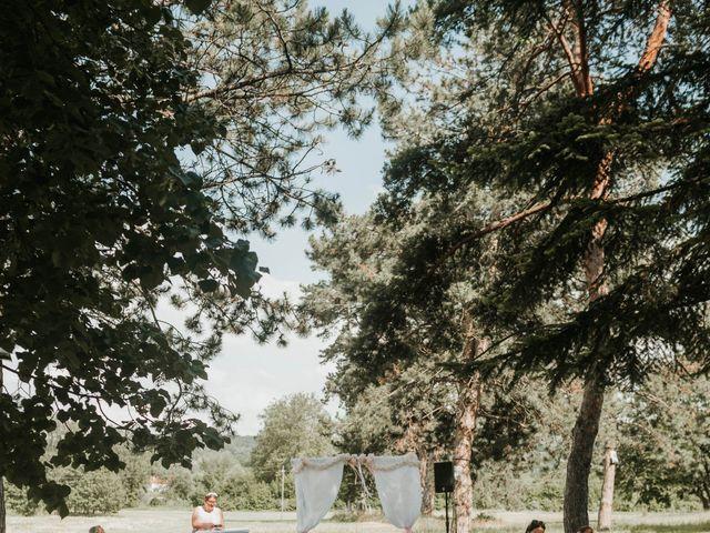 Le mariage de Yoann et Audrey à Simandres, Rhône 14