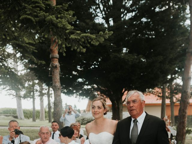 Le mariage de Yoann et Audrey à Simandres, Rhône 18