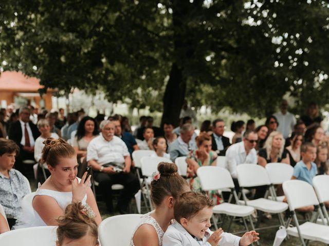 Le mariage de Yoann et Audrey à Simandres, Rhône 19