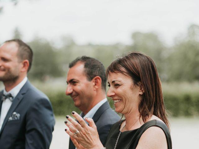 Le mariage de Yoann et Audrey à Simandres, Rhône 21