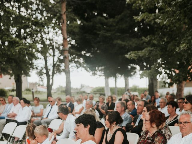 Le mariage de Yoann et Audrey à Simandres, Rhône 28