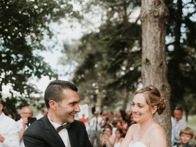 Le mariage de Yoann et Audrey à Simandres, Rhône 35