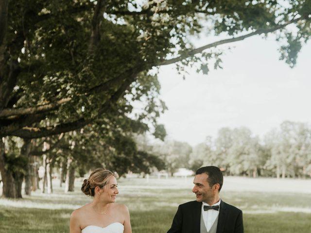 Le mariage de Yoann et Audrey à Simandres, Rhône 41