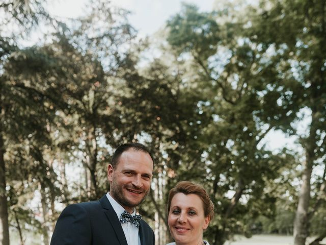 Le mariage de Yoann et Audrey à Simandres, Rhône 56
