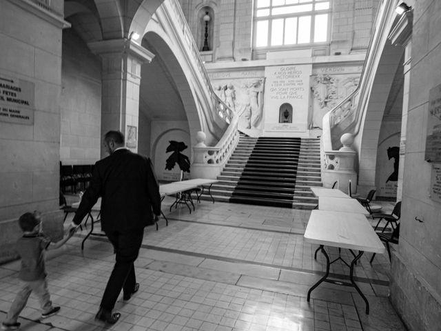 Le mariage de Mathieu et Sabrina à Tours, Indre-et-Loire 3
