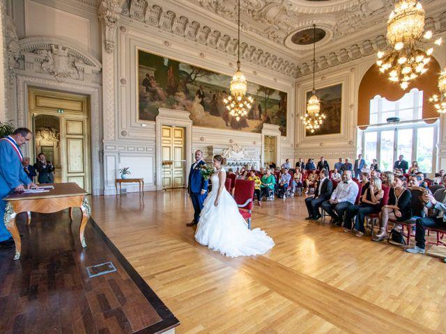 Le mariage de Mathieu et Sabrina à Tours, Indre-et-Loire 11