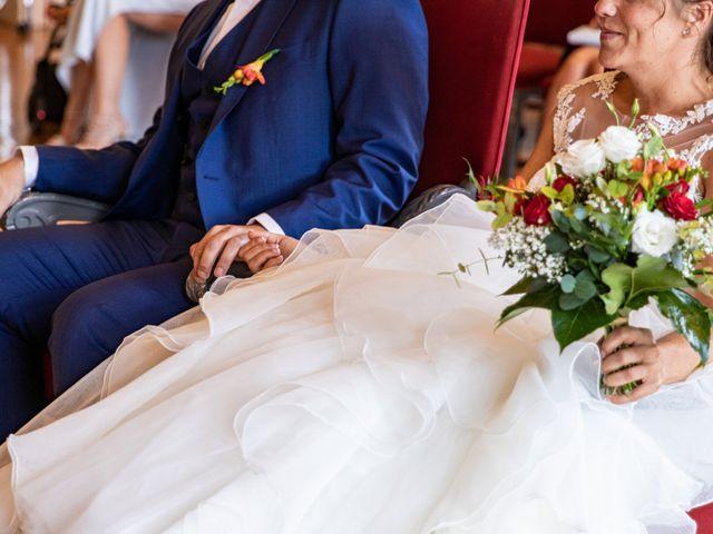 Le mariage de Mathieu et Sabrina à Tours, Indre-et-Loire 13