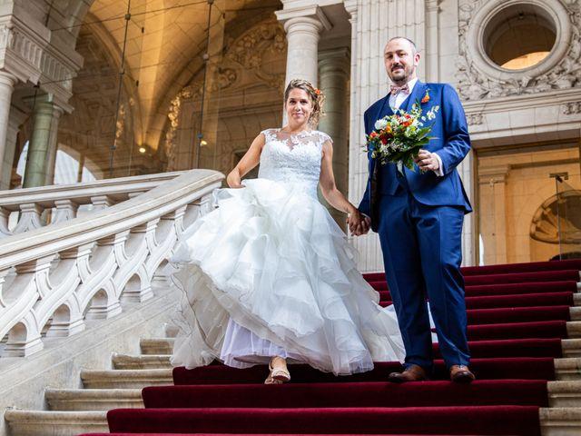Le mariage de Mathieu et Sabrina à Tours, Indre-et-Loire 18