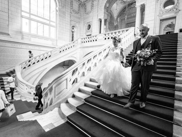 Le mariage de Mathieu et Sabrina à Tours, Indre-et-Loire 19