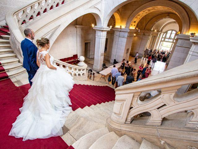 Le mariage de Mathieu et Sabrina à Tours, Indre-et-Loire 20