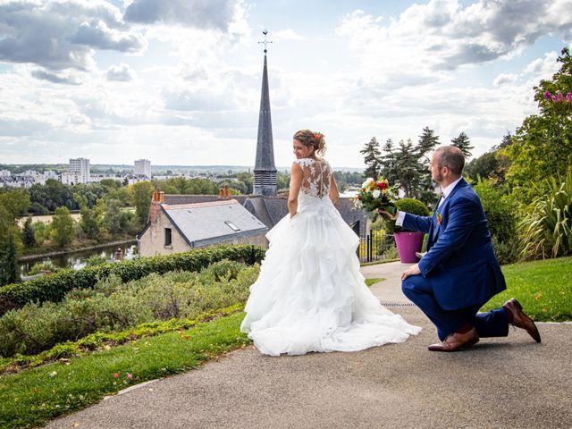 Le mariage de Mathieu et Sabrina à Tours, Indre-et-Loire 37