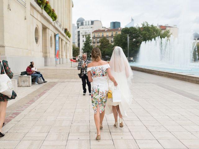 Le mariage de Thomas et Helène à Paris, Paris 17